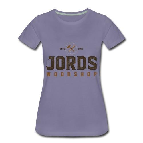New Age JordsWoodShop logo - Women's Premium T-Shirt