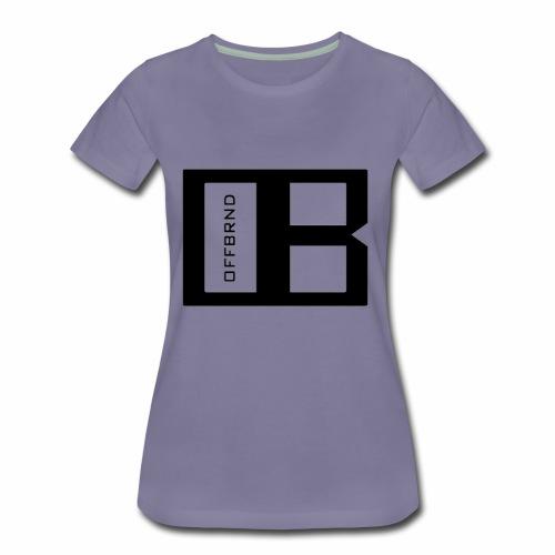 OffBrnd Logo 1 - Women's Premium T-Shirt