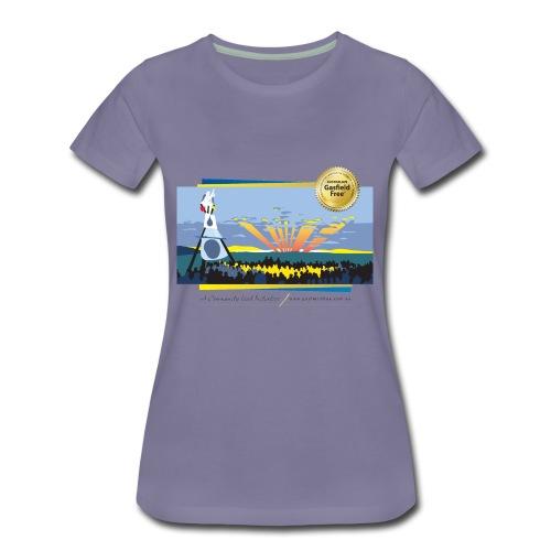 Bentley Blockade - Women's Premium T-Shirt