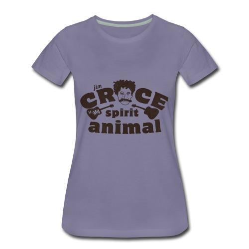 Jim Croce is My Spirit Animal - Women's Premium T-Shirt