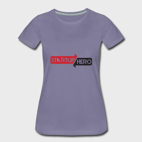 startup hero - Women's Premium T-Shirt