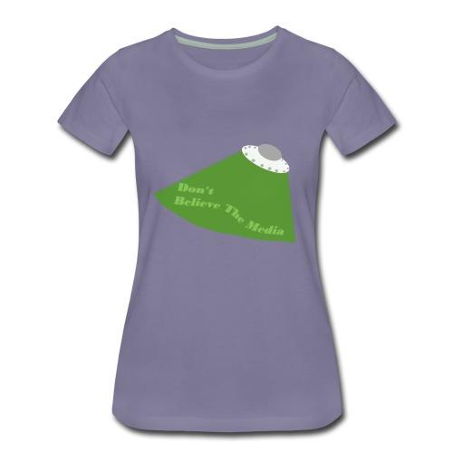 RalphWiggy - Logo Mid Center - Women's Premium T-Shirt
