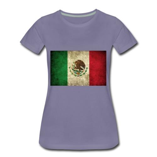 Mexico flag t-shirts etc - Women's Premium T-Shirt