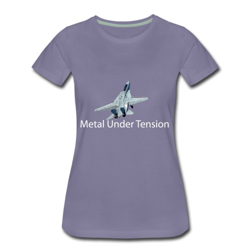 Metal Under Tension - Women's Premium T-Shirt