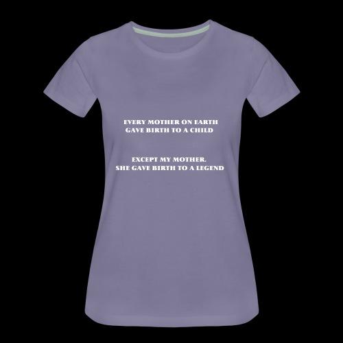 WORD SHIRTS - Women's Premium T-Shirt