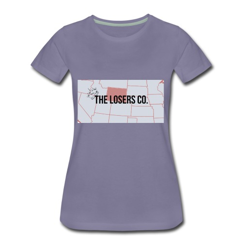 The Loser Co. 7King - Women's Premium T-Shirt