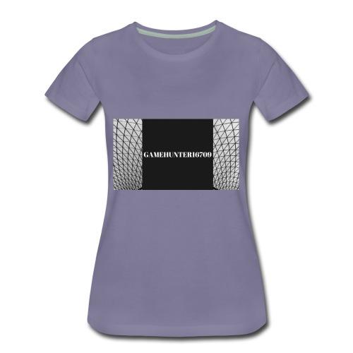 GameHunter16709 - Women's Premium T-Shirt