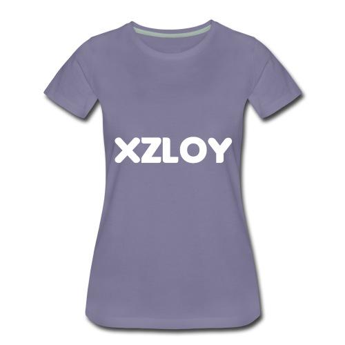 Xzloy - Women's Premium T-Shirt