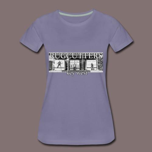 Rug cutters Black and White - Women's Premium T-Shirt