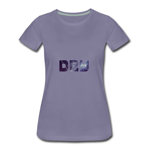 DRY Brand Galaxy - Women's Premium T-Shirt
