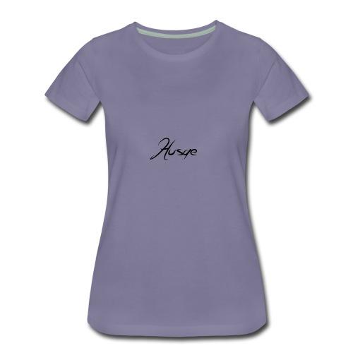 Husqe Signature - Women's Premium T-Shirt