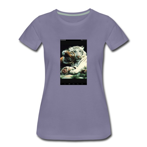 Swave - Women's Premium T-Shirt