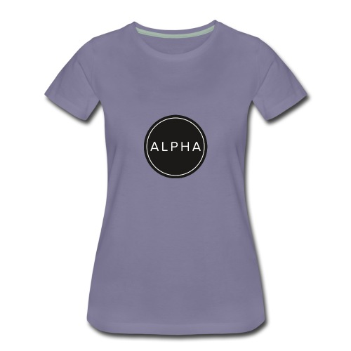 alpha team fitness - Women's Premium T-Shirt
