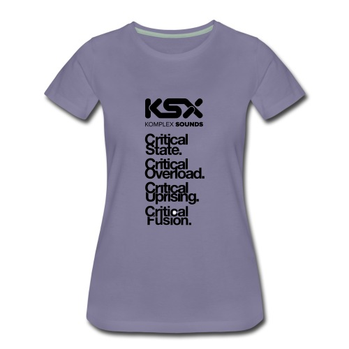 Komplex Labels - Women's Premium T-Shirt
