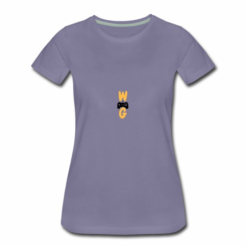 Wango Gaming - Women's Premium T-Shirt