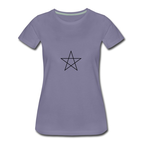 star Artist - Women's Premium T-Shirt