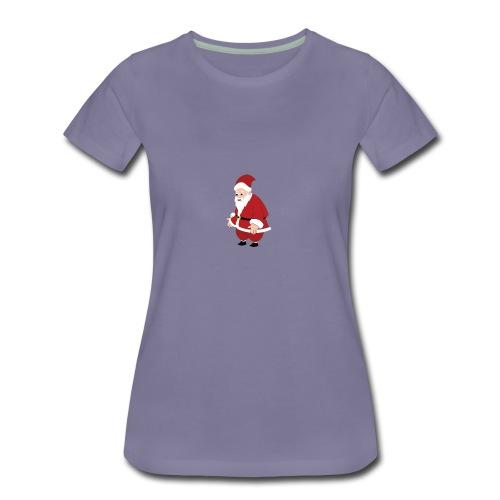 santa Claus - Women's Premium T-Shirt