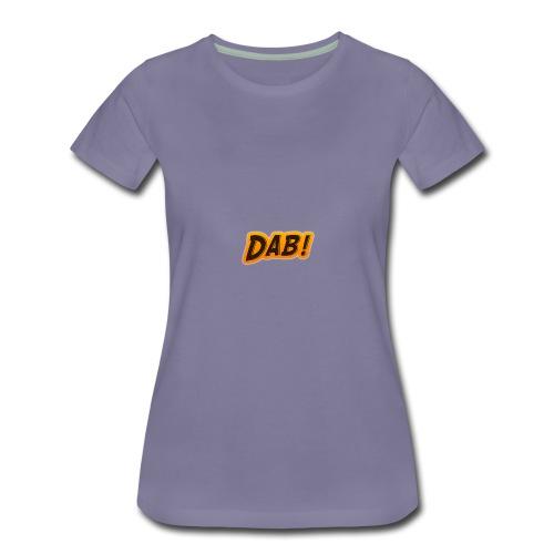 DAB! - Women's Premium T-Shirt