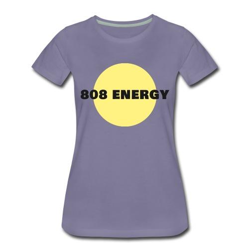 808 ENERGY - Women's Premium T-Shirt