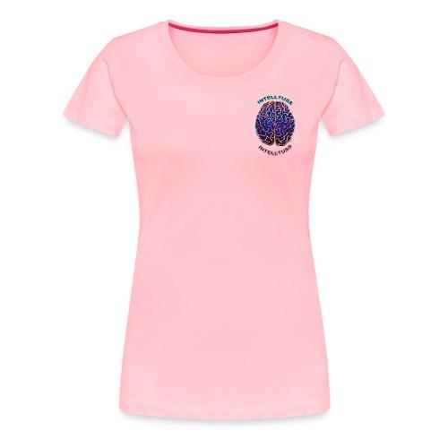 IntellTuss Shirt (pocket design) - Women's Premium T-Shirt