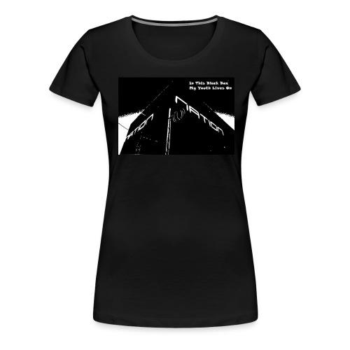 13612397 10201849264351307 6683800360816900338 n j - Women's Premium T-Shirt