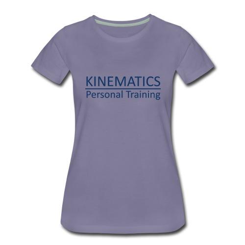 Kinematics Personal Training - Women's Premium T-Shirt