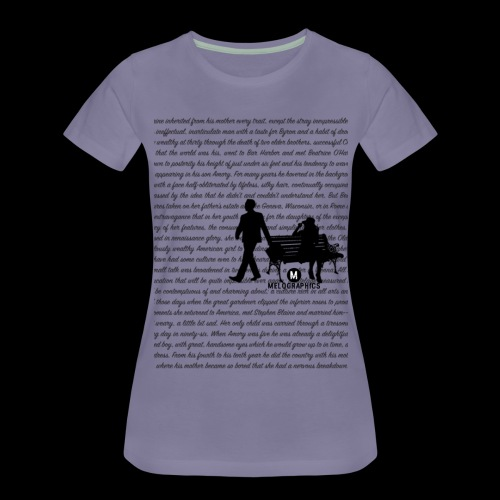That Side of Paradise - Women's Premium T-Shirt