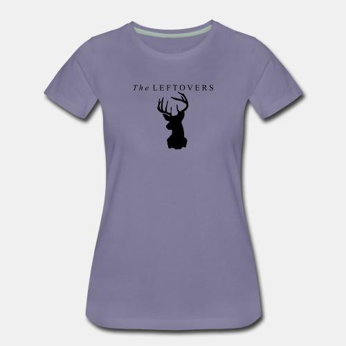 The Leftovers Deer - Women's Premium T-Shirt