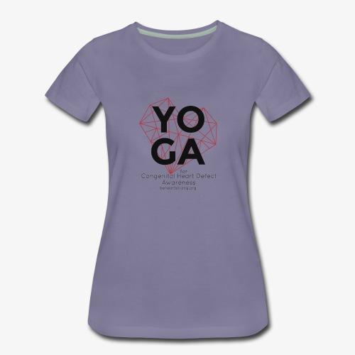 Yoga lifestyle - Women's Premium T-Shirt