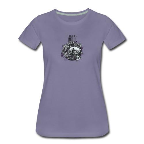 Made in HELL - Women's Premium T-Shirt