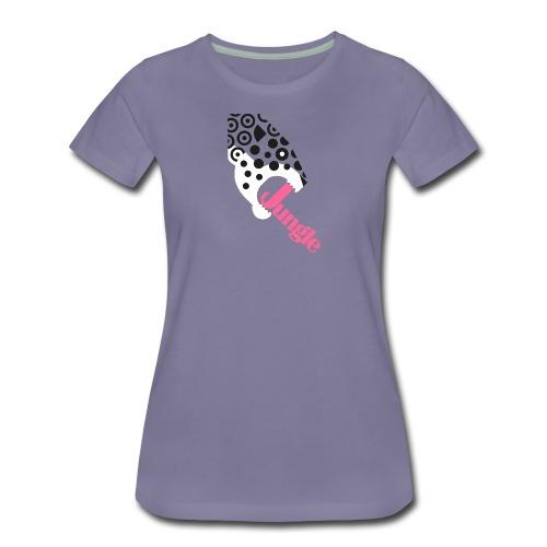 Jaguar calling - Women's Premium T-Shirt