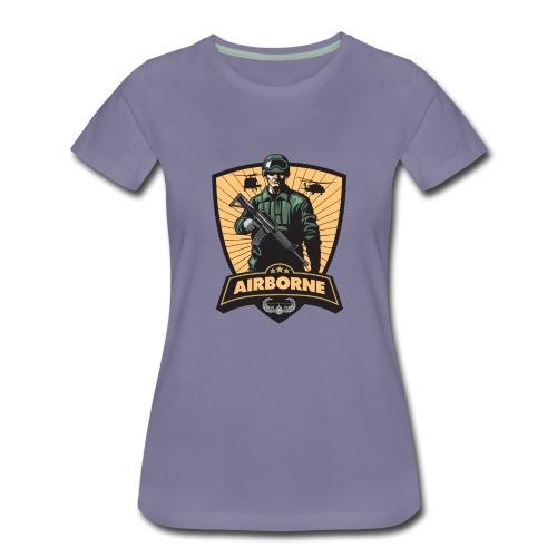 Air Assault Trooper - Women's Premium T-Shirt