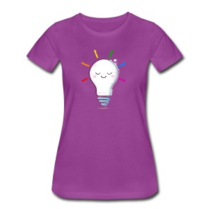 Lighten Up - Women's Premium T-Shirt