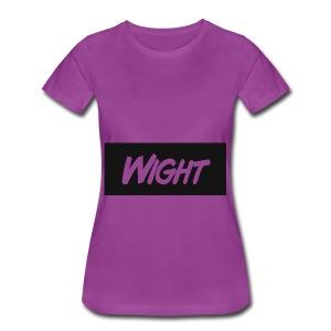 Wight LOGO - Women's Premium T-Shirt