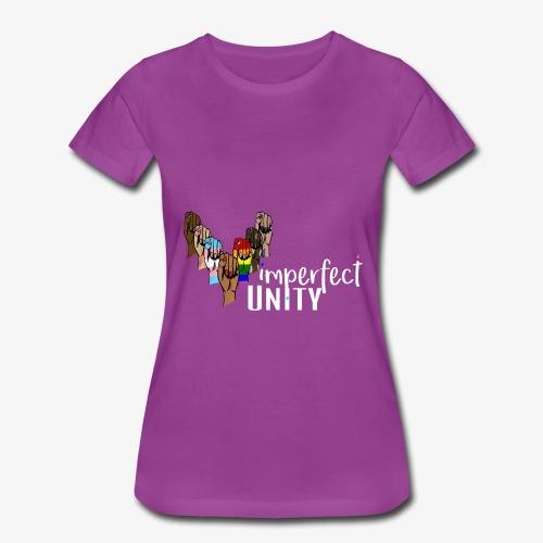 Imperfect Unity - Women's Premium T-Shirt