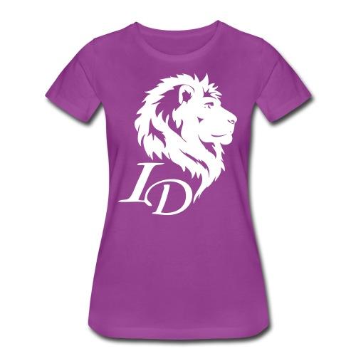 NEW INFINITE DESIGNS LOGO - Women's Premium T-Shirt