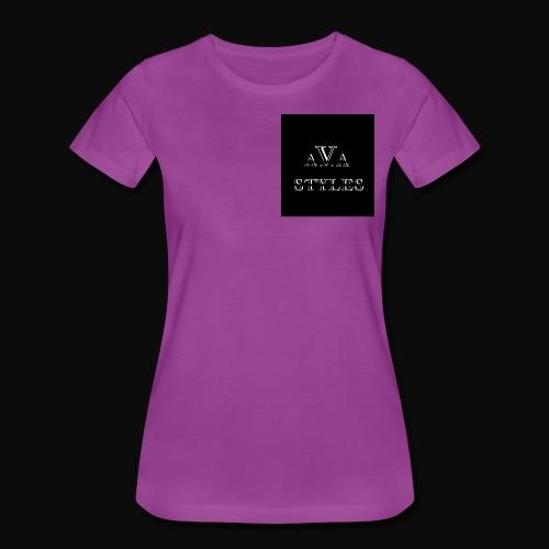 A.V.A STYLES - Women's Premium T-Shirt