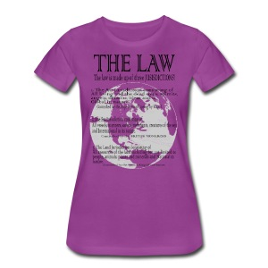 The Global Estate Trust is on a shirt! - Women's Premium T-Shirt