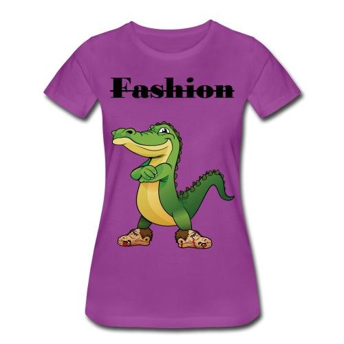 Fuck Animal Fashion 3 - Women's Premium T-Shirt