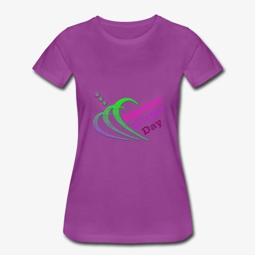 happy heart - Women's Premium T-Shirt