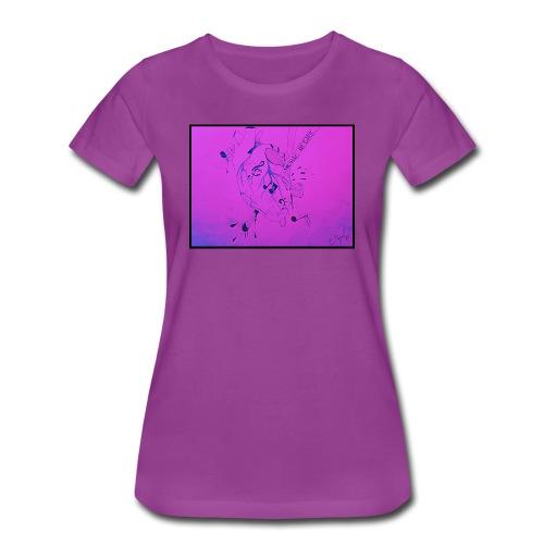 Music is Life - Women's Premium T-Shirt
