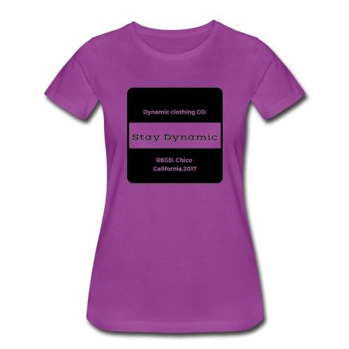 big dynamic clothing - Women's Premium T-Shirt