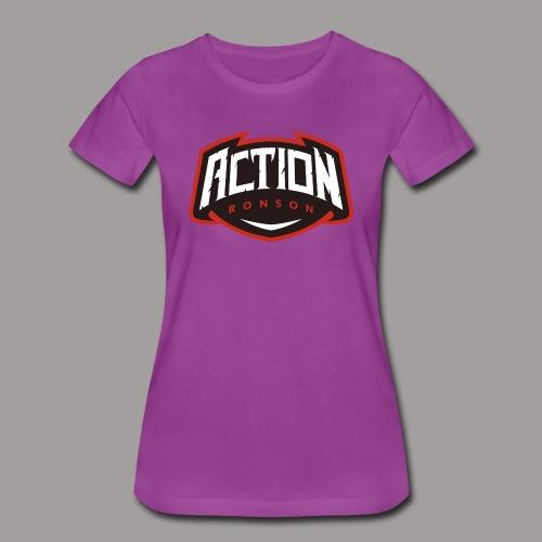 The Base Logo - Women's Premium T-Shirt