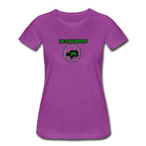 Steak Starter Merch - Women's Premium T-Shirt