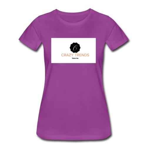 Merchandise store - Women's Premium T-Shirt