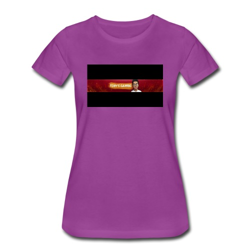 tony banner - Women's Premium T-Shirt