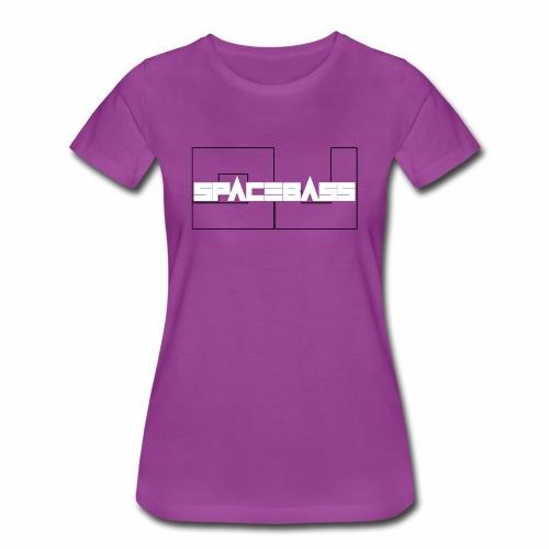 SPACEBASSDJ - Women's Premium T-Shirt