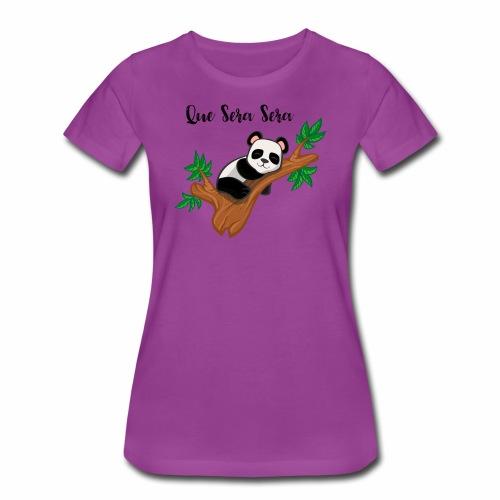 queserasera - Women's Premium T-Shirt