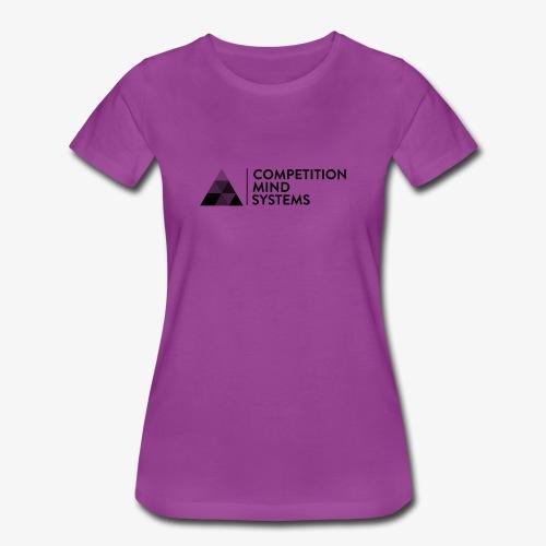 CMS dark logo - Women's Premium T-Shirt