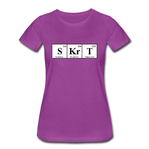 SKRT for Nerds - Women's Premium T-Shirt